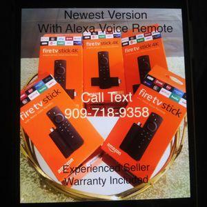 Fire Tv Stick 4k for Sale in Riverside, CA