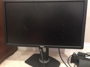 21 inch dell computer monitor for Sale in Westford, MA