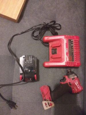 Milwaukee impact drill for Sale in Pharr, TX
