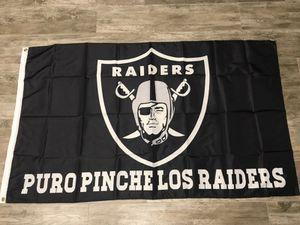 Oakland Raiders flag for Sale in Salida, CA