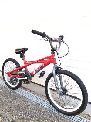 """Schwinn Tilt 20"""" Boys Bike - Red for Sale in Arlington, TX"""