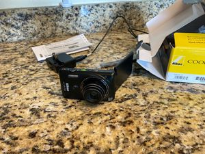 Nikon Coolpix S6900 HD Touch Screen 16MP Camera WiFi for Sale in Kenneth City, FL