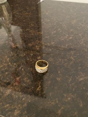 Ring not gold for Sale in Dallas, TX