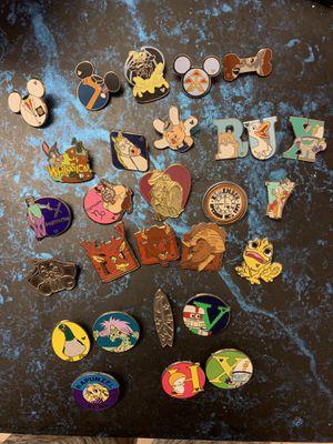 Disney hidden Mickey pin lot for Sale in Davenport, FL