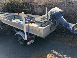 Boat with trailer for Sale in Hayward, CA