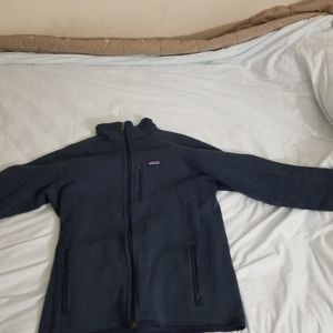 XL Navy Blue Mens Better Sweater Fleece Jacket for Sale in Concord, CA
