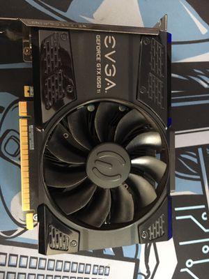 Evga 1050ti GPU for Sale in Tampa, FL