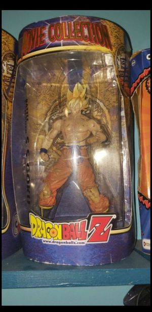 Dragon Ball Z Movie Collection 9 Inch Figures for Sale in Columbus, OH