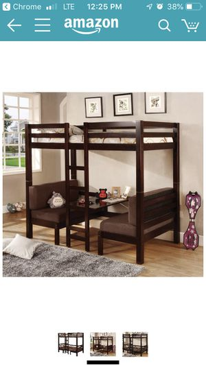 Cool bunk bed! for Sale in Colorado Springs, CO