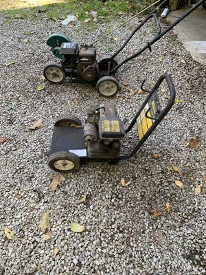 One 3.5 hp edger and a 3.5 Briggs for Sale in Ringgold, GA