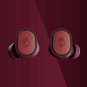Skullcandy Sesh Evo True Wireless In-Ear Earbud - Deep Red for Sale in Westland, MI