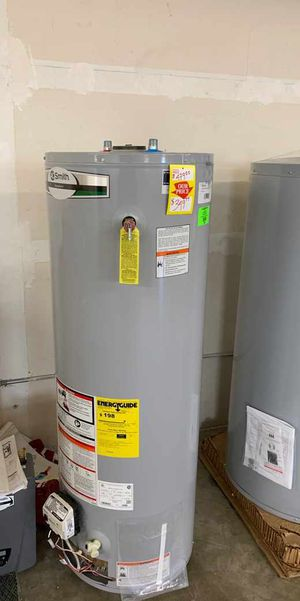 NEW AO SMITH WATER HEATER WITH WARRANTY 40 gallon P4 for Sale in Haltom City, TX