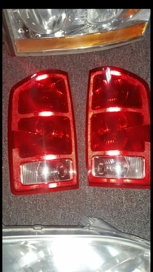 2006 ram headlights and taillights for Sale in Fresno, CA