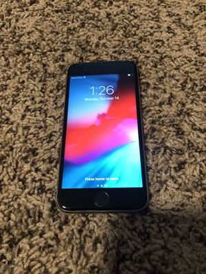 128gb iPhone 6S for AT&T or Cricket Wireless for Sale in Austin, TX