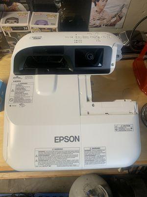 Epson smart projector for Sale in Norwalk, CA