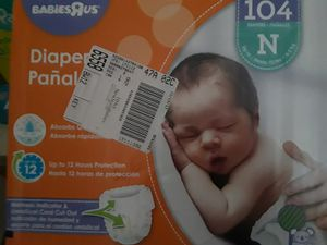 Newborn diapers for Sale in South San Francisco, CA
