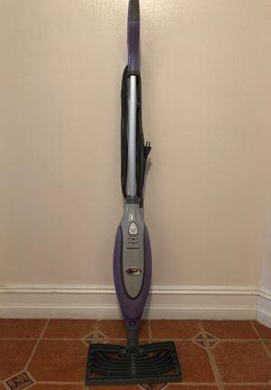 Shark - Professional Electronic Steam Pocket® Mop - Lavender/Chrome for Sale in Plantation, FL