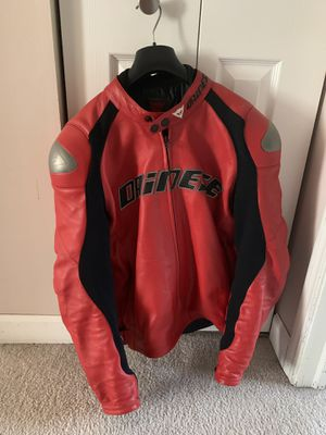 Leather jacket for motorcycle for Sale in Westmont, IL