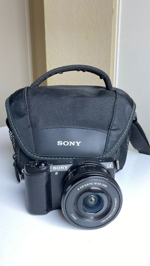 Sony A5100 camera for sale! for Sale in Sacramento, CA