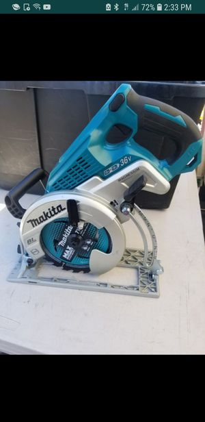 Makita 36v circular saw tool only for Sale in San Jose, CA