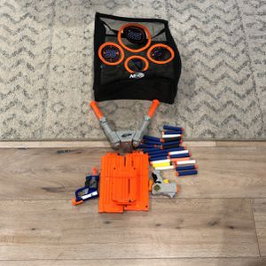 Nerf target Set for Sale in Los Angeles, CA