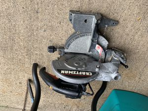 Circular Chop Saw for Sale in Pittsburgh, PA