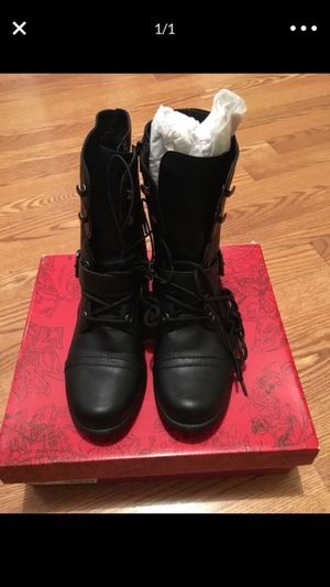 """BRAND NEW BOOTS, size """"6"""" for Sale in The Bronx, NY"""