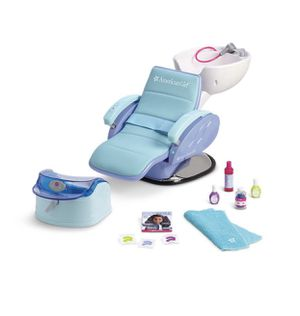 American Girl Spa Chair Truly Me for Sale in Stockton, CA