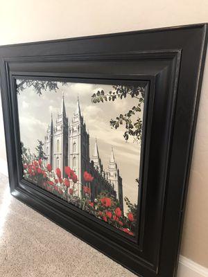 Salt Lake City, UT LDS Temple Picture for Sale in Gilbert, AZ