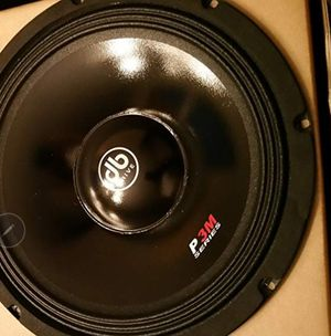 "2each fir 75.00. db Drive P3M 10C Pro Audio Midrange Speaker 350W, 10""    for Sale in Stockbridge, GA"