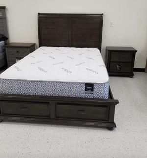 Queen mattress and box $150,king $275, full and twins available! for Sale in Southaven, MS