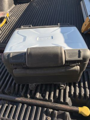 BMW top box for helmet for gs bmw motorcycle !!! for Sale in West Palm Beach, FL