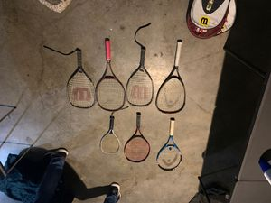 Tennis rackets for Sale in Georgetown, TX