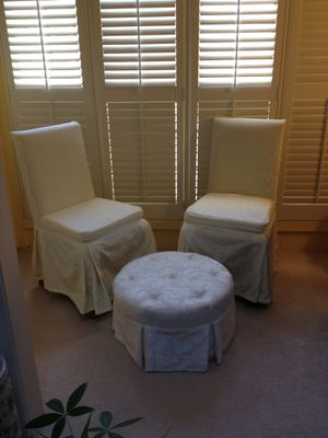 Chairs for dining room or multi purpose for Sale in Chantilly, VA