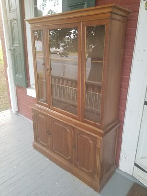 China cabinet for free for Sale in Bernville, PA