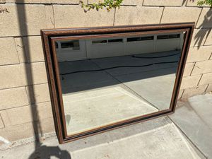 "54""x 42"" mirror for hanging for Sale in La Mirada, CA"