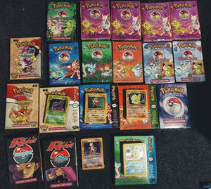 Pokemon Theme Decks for Sale in San Diego, CA