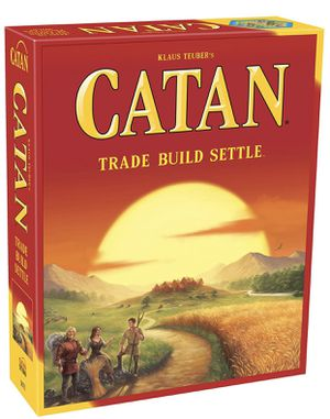 NEW CATAN Settlers of Catan Board Game for Sale in Laveen Village, AZ