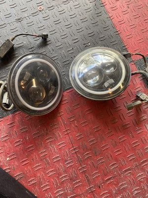 Lots of Jeep parts lights, fenders, tires for Sale in Riverside, CA