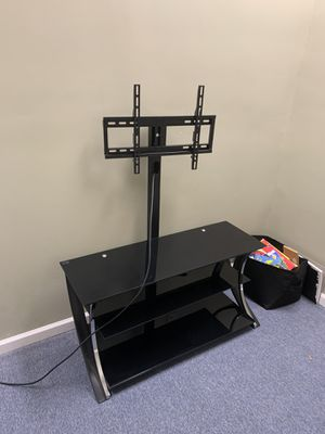 Tv stand with brackets for Sale in Graham, NC