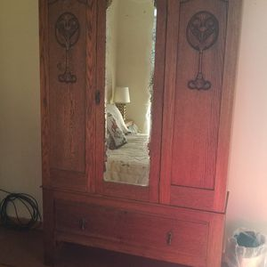 Antique Armoire for Sale in Buckley, WA