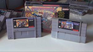 Nintendo SNES games. for Sale in Salt Lake City, UT
