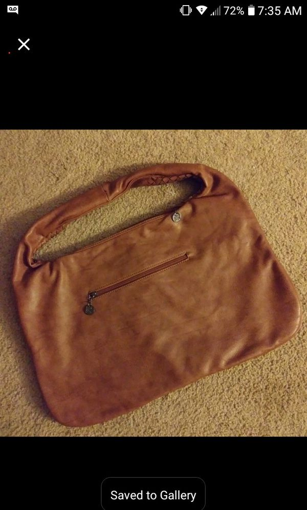 "~NEW HUGE Brn Basketweave Hobo Bag~ ~~ 20""(L) x 14""(H) x 3""(W) ~~"