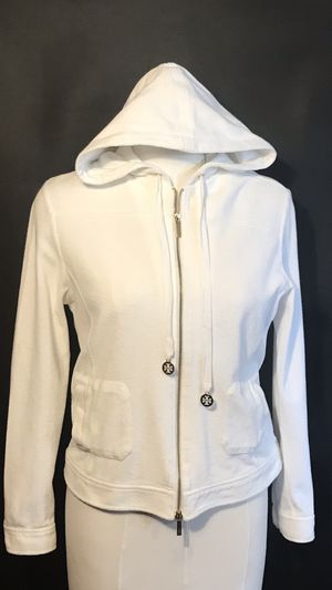 TORY BURCH HOODIE SIZE L for Sale in Las Vegas, NV
