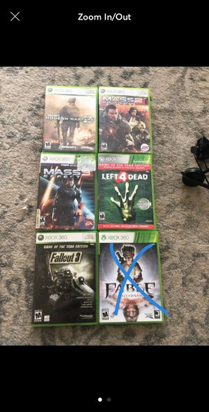 Xbox 360 games for Sale in Joint Base Andrews, MD
