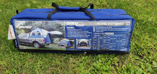 Sportz truck tent model #57 series