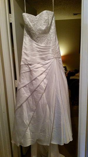 David's Bridal wedding dress for Sale in Saint Joseph, MO