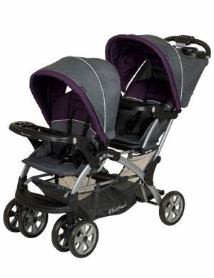 Baby Trend Sit N Stand Double Stroller(price negotiable) for Sale in The Bronx, NY