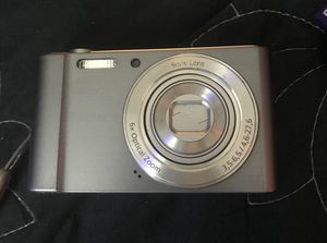 Sony steady shot DSC-w810 digital camera for Sale in Tulsa, OK