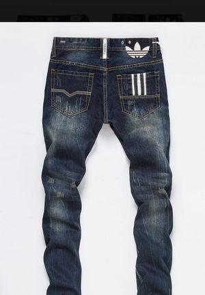 Diesel Adidas Original Slim Fit Jean (Limited Edition) for Sale in Bellevue, WA